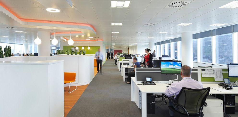 ergoway open office avatud kontor ergonoomika töötervishoid