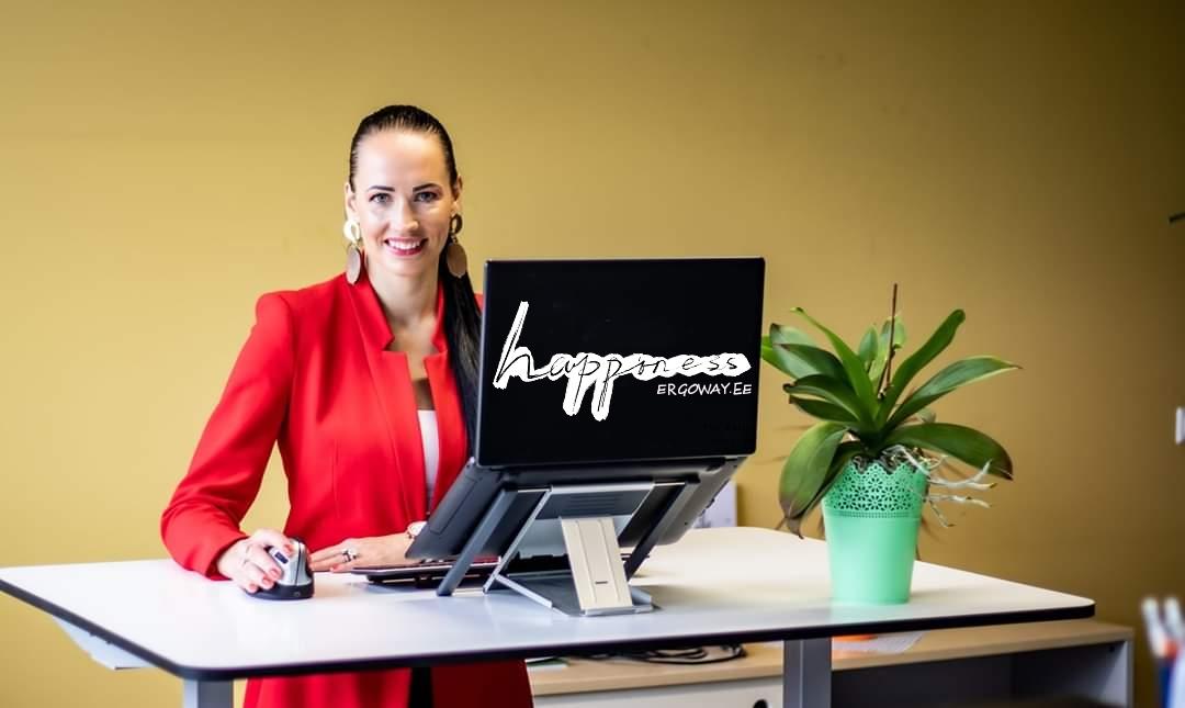 virtuaalne ergonoom püsikodus töö kodus õppimine kodusergonoomika kodukontor